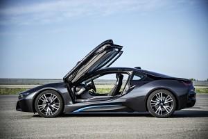 BMW i8 - LA Motor Show nov.2013