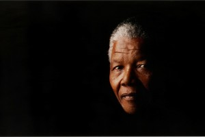 Nelson Mandela by Greg Bartley