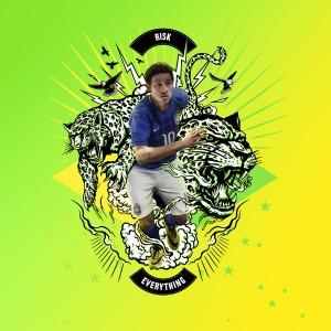 Risk Everything - Neymar