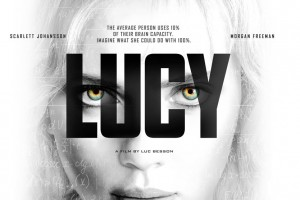 Lucy - the movie 2014