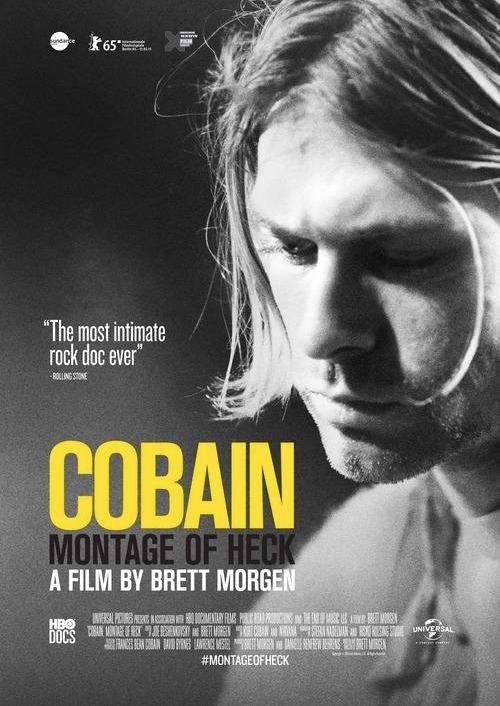 Kurt Cobain - Montage of Heck